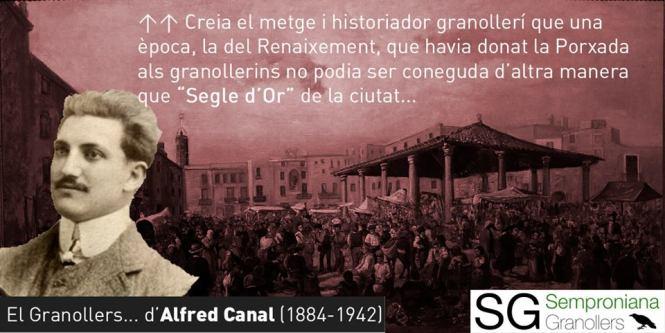 El Granollers... d'Alfred Canal (1884-1942)